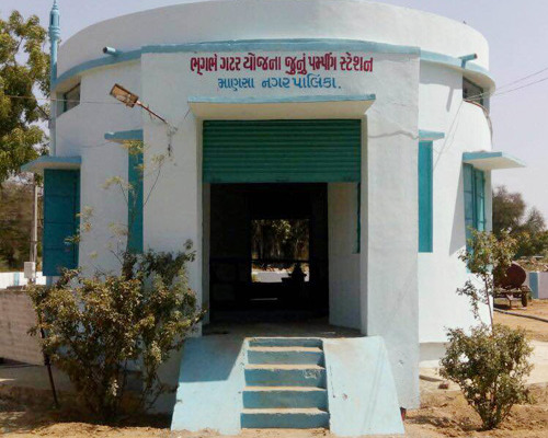 Mansa-Pumping-Station
